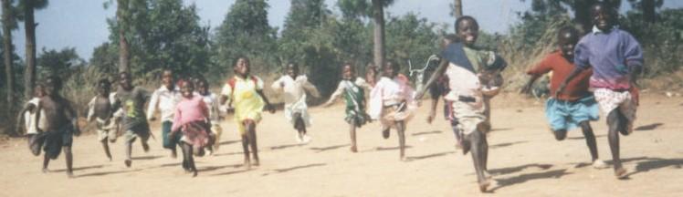 Kindergarten in Kitandililo